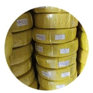 ptfe hose in rolls packaging